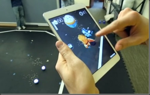 sphero-augmented-reality