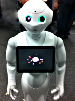 Pepper-robot-features