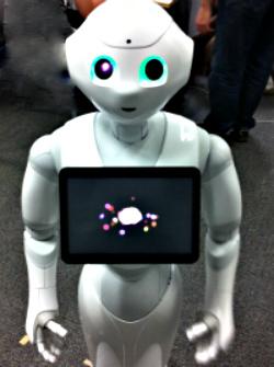 Pepper-robot-features